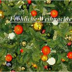 Fröhliche Weihnachten 2009