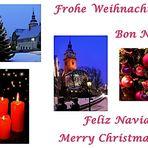 *Fröhliche Weihnachten*