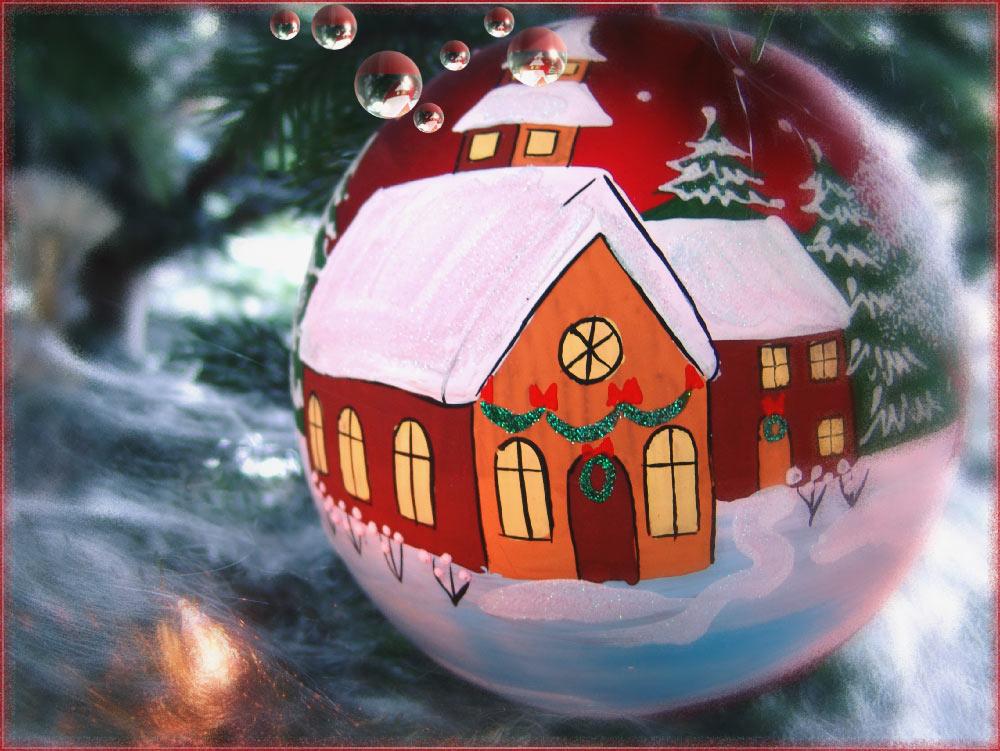 Fröhliche Weihnachtszeit….