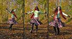 Fröhlicher Herbst