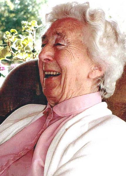 Fröhliches Alter - auch mit 97 Jahren....