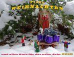 Frohe besinnliche Weihnachten