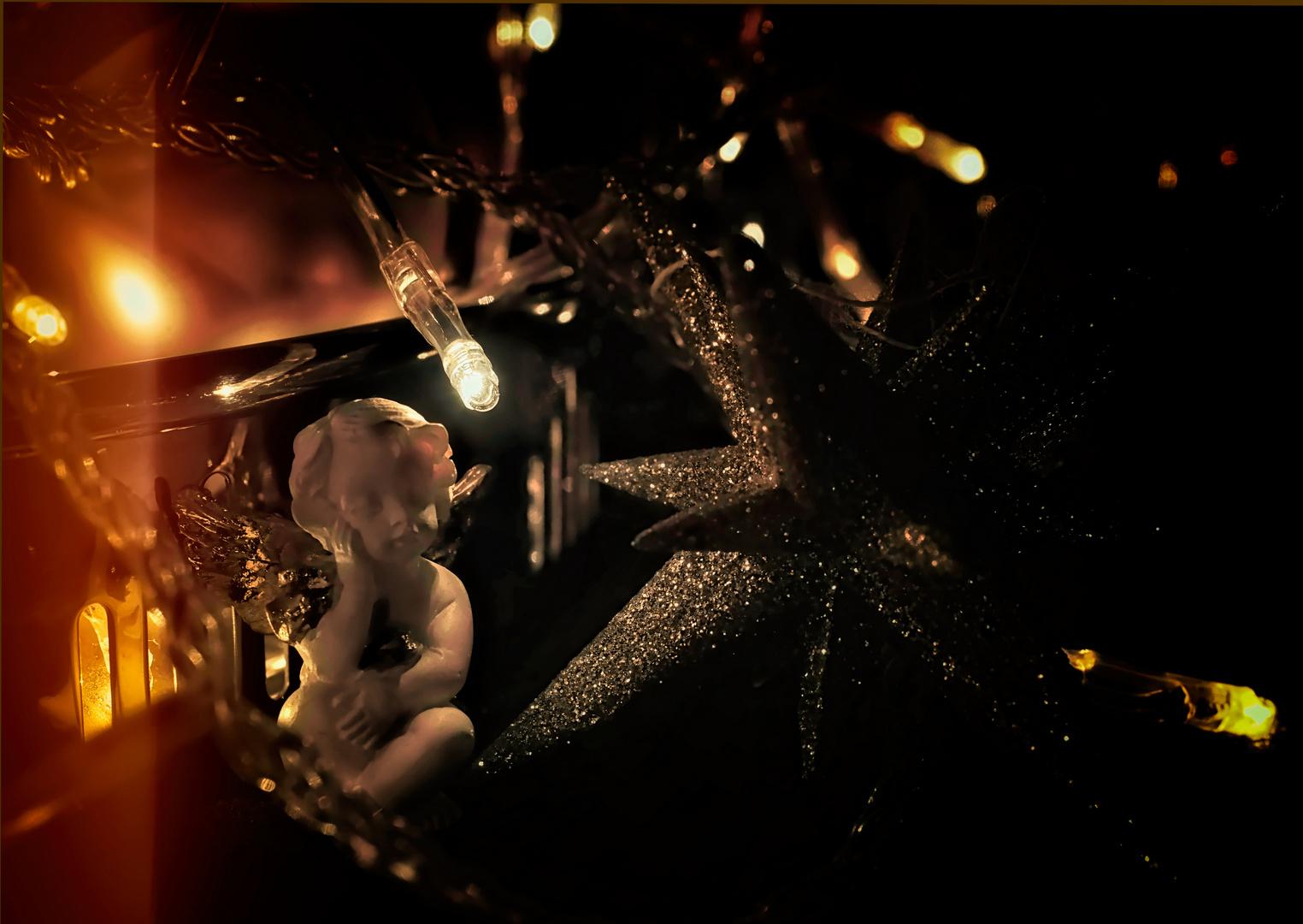 Frohe, friedvolle Weihnachten...