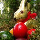 Frohe (grün oder weiße) Ostern !!!!