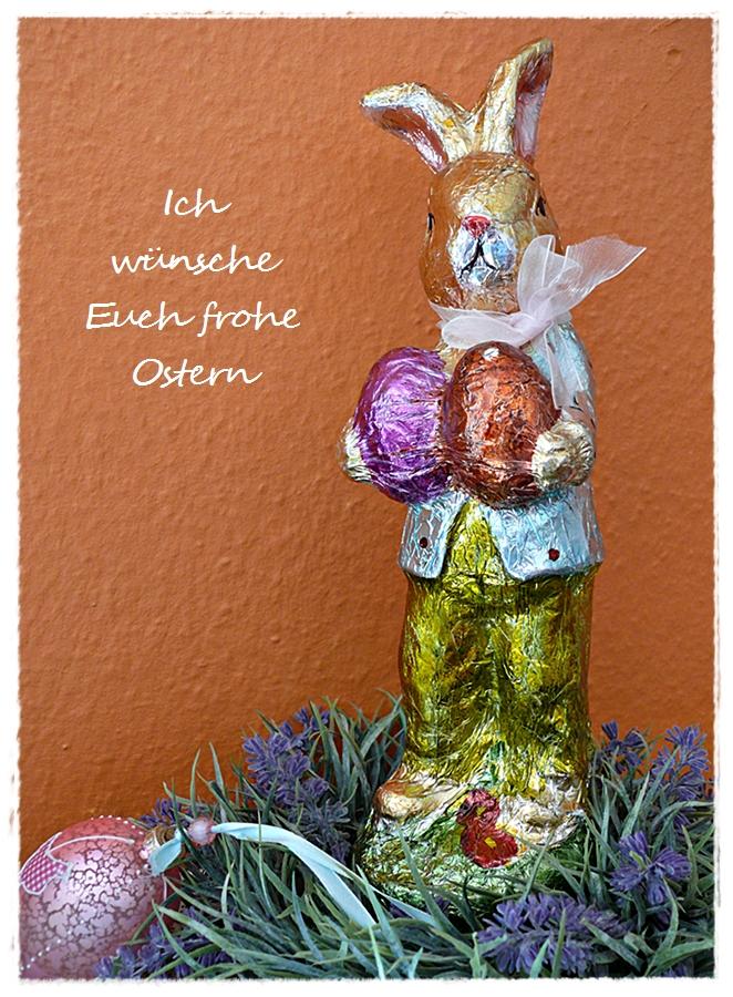 Frohe Ostern Karte.Frohe Ostern Foto Bild Karten Und Kalender Osterkarten