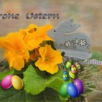 Frohe Ostern -2-