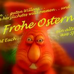 """. . """"Frohe Ostern 2010"""". ."""