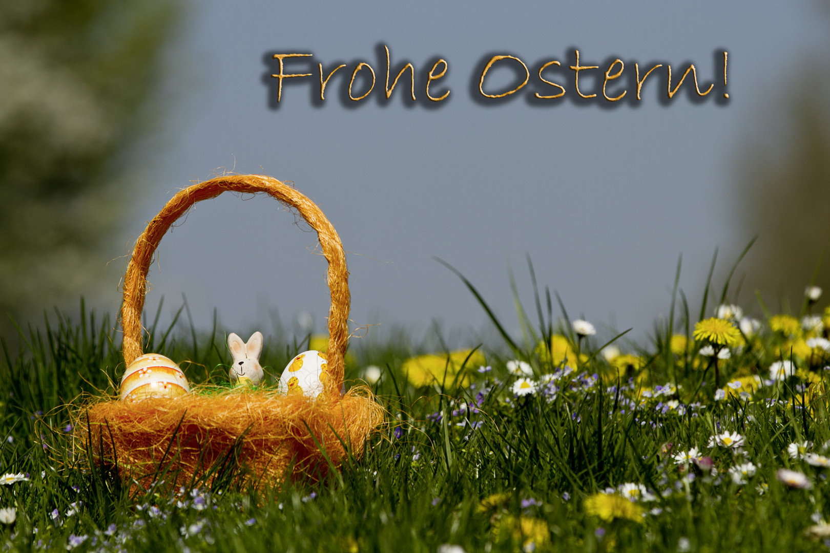 Frohe Ostern 2012!