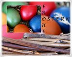 Frohe Ostern...