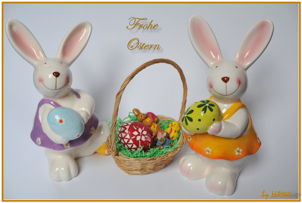 Frohe Ostern!!