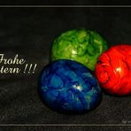 Frohe Ostern !!!