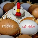 Frohe Ostern .....