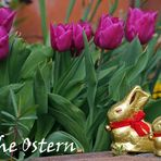 Frohe Ostern..