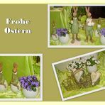 - Frohe Ostern -