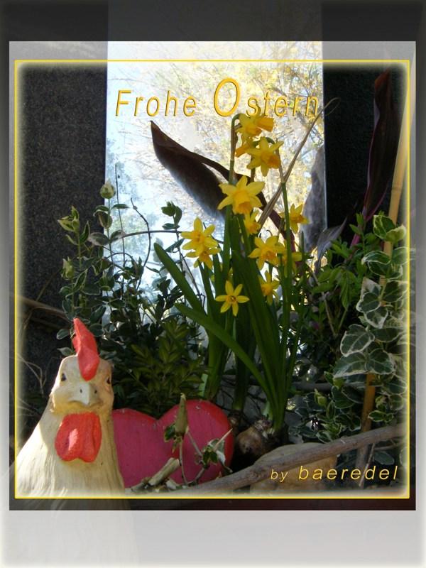 Frohe Ostern... eingefangen für Euch!