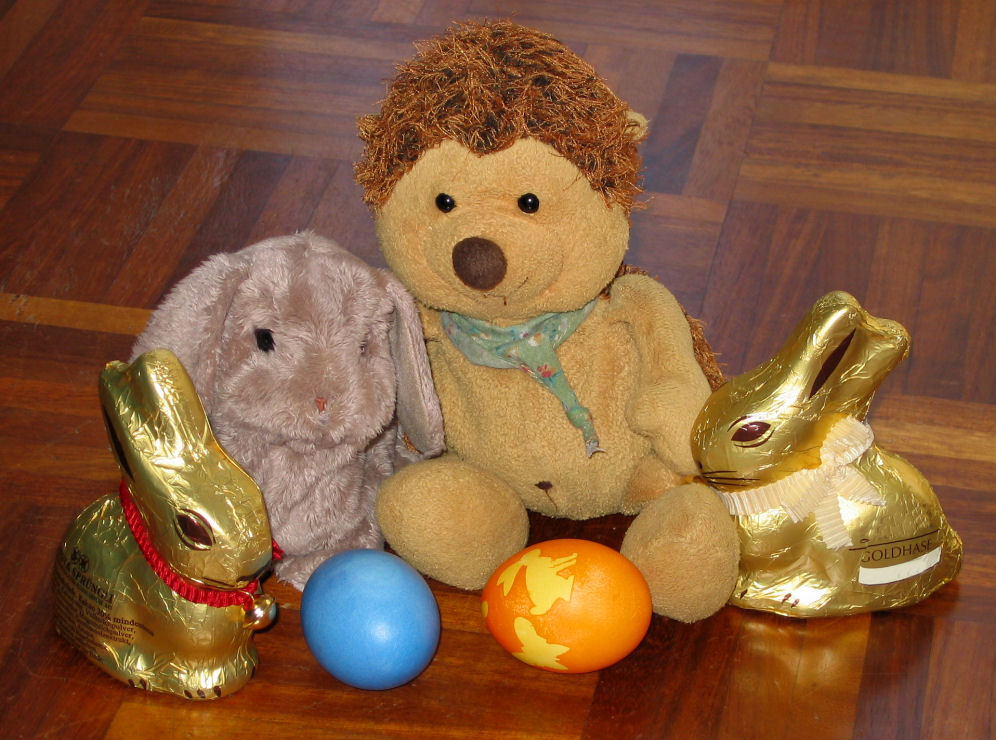 ... Frohe Ostern! ...
