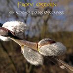 Frohe Ostern.......