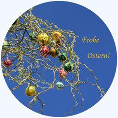 Frohe Ostern wünsche