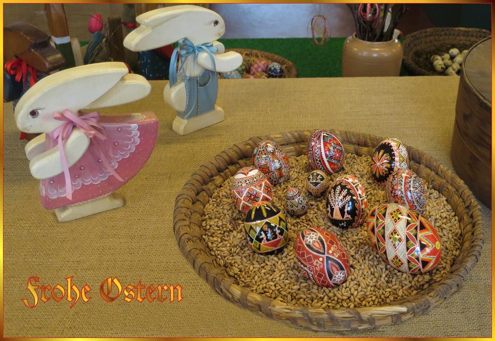 Frohe Ostern wünschen wir allen Freunden der FC