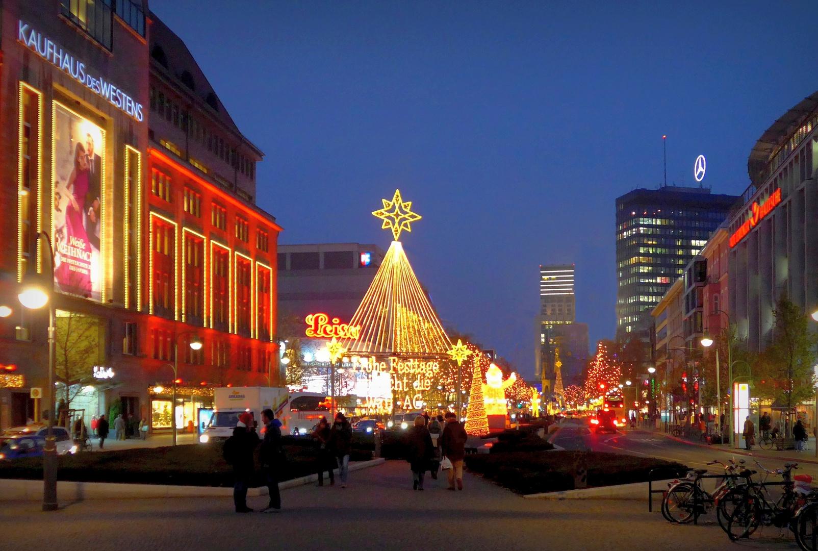 Frohe und friedliche Weihnachten...
