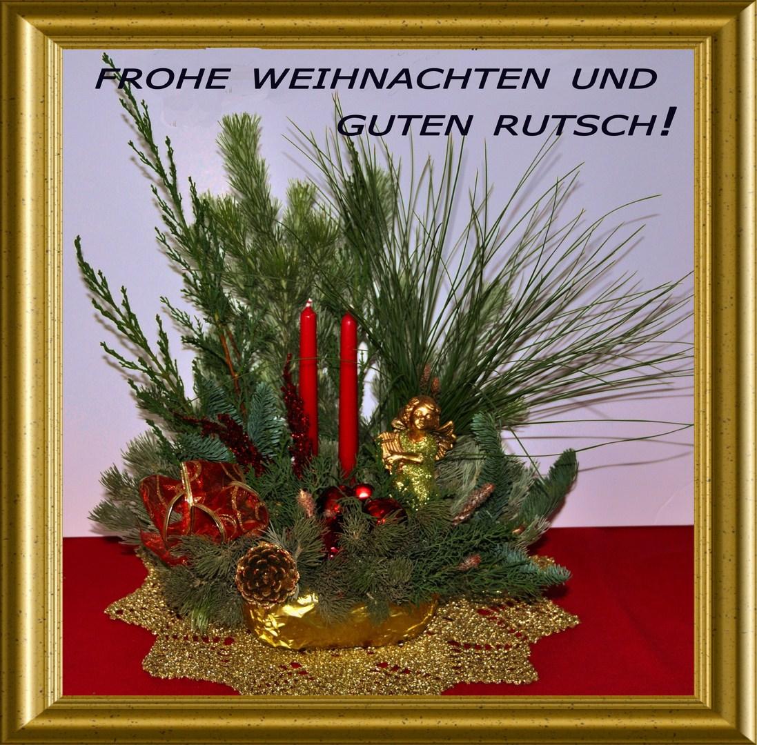 Frohe Weihnachten Foto & Bild | karten und kalender, neujahrswünsche ...