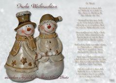 Frohe Weihnachten 2013