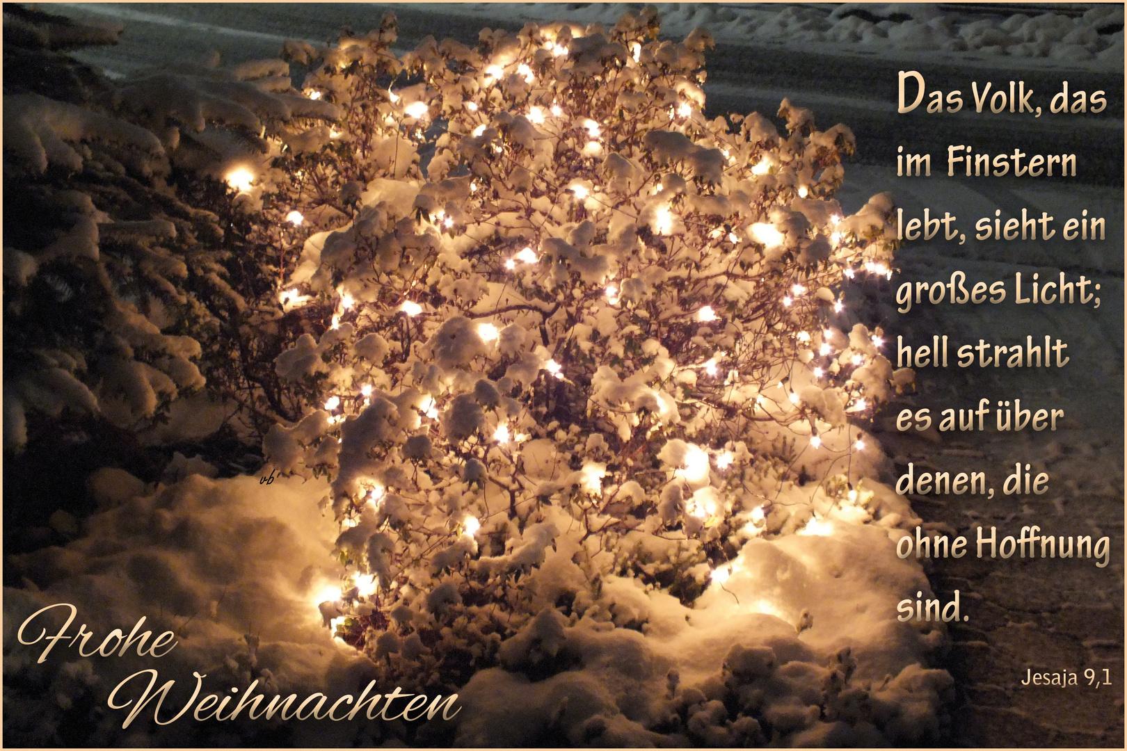 Frohe Weihnachten ! Foto & Bild | gratulation und feiertage ...
