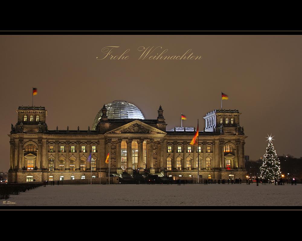 Frohe Weihnachten Berlin.Frohe Weihnachten Foto Bild Karten Und Kalender
