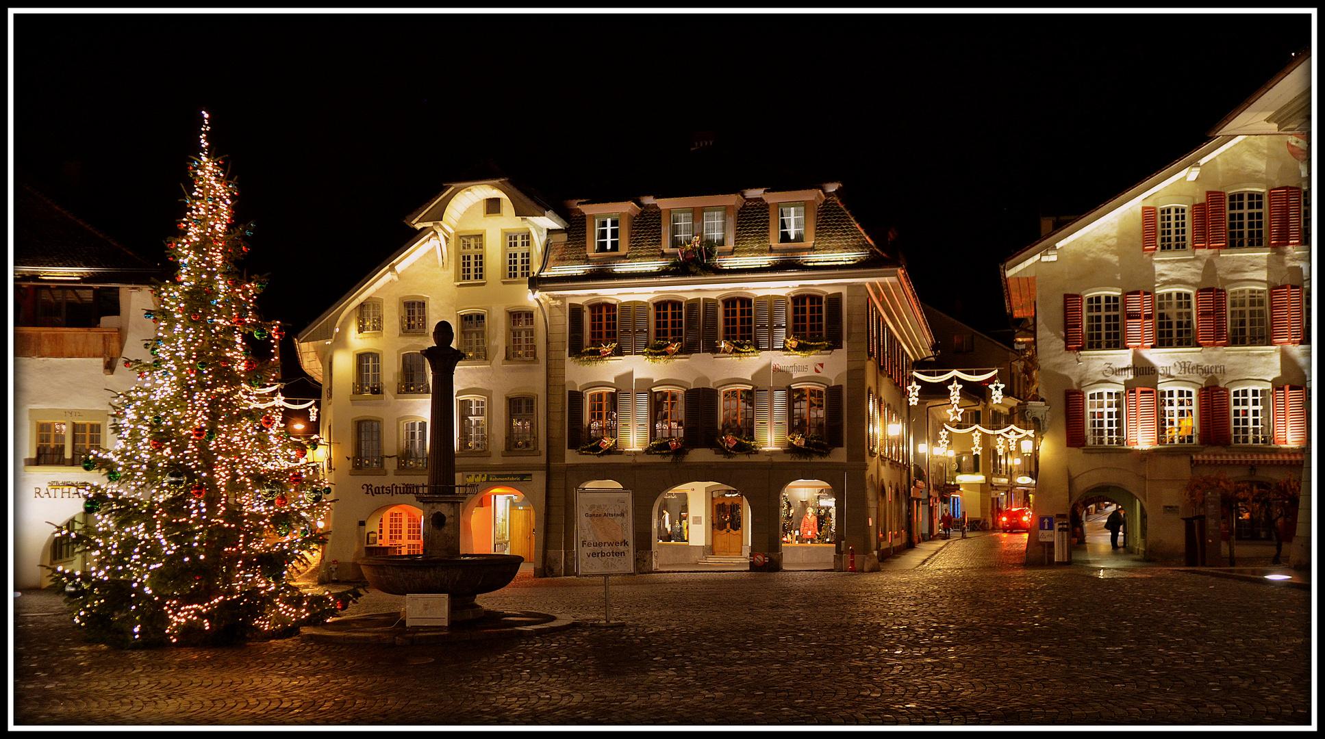 Frohe Weihnachten Schweiz.Frohe Weihnachten Foto Bild Europe Schweiz Liechtenstein Kt