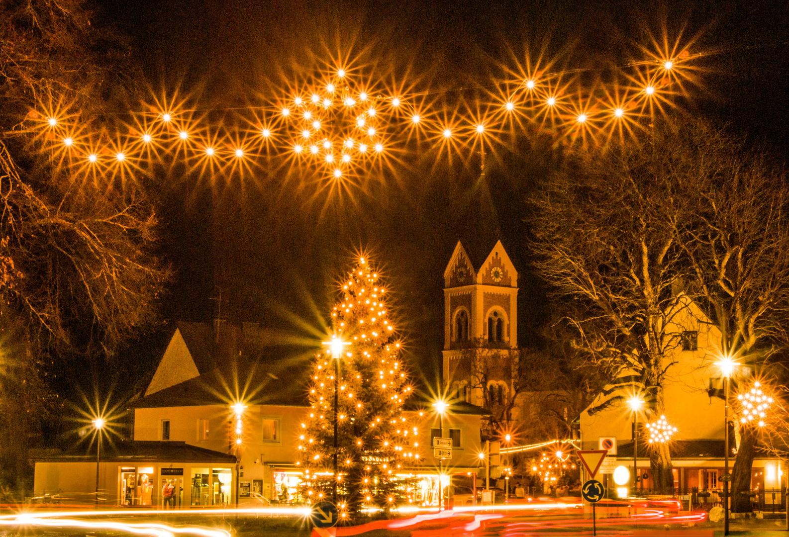 frohe weihnachten foto bild gratulation und feiertage weihnachten christmas nacht bilder