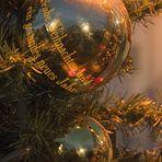 Frohe Weihnachten ...