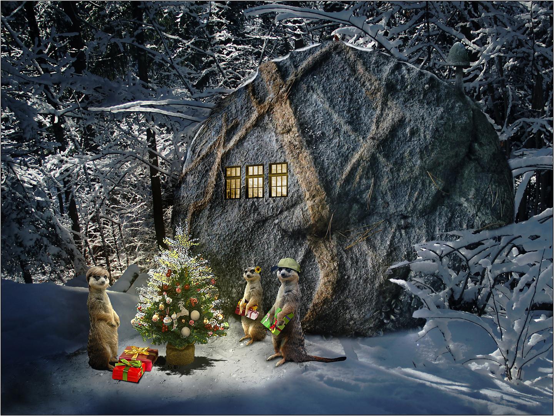 frohe weihnachten foto bild weihnachten schnee. Black Bedroom Furniture Sets. Home Design Ideas