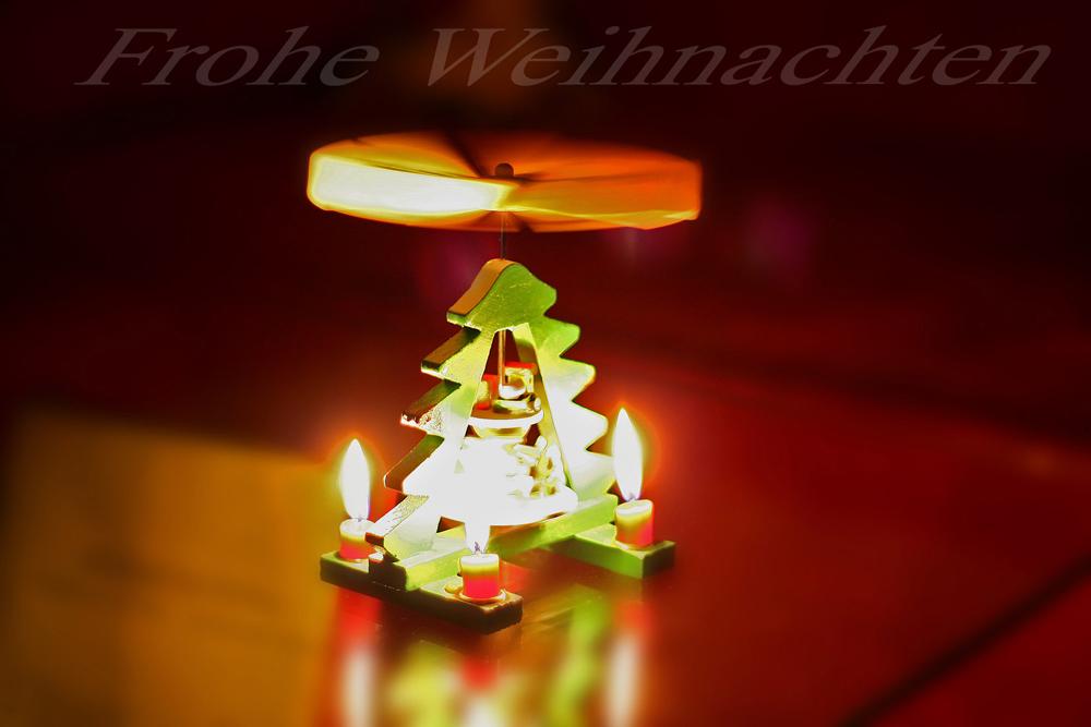 *Frohe Weihnachten an alle*