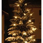 Frohe Weihnachten aus Tirol