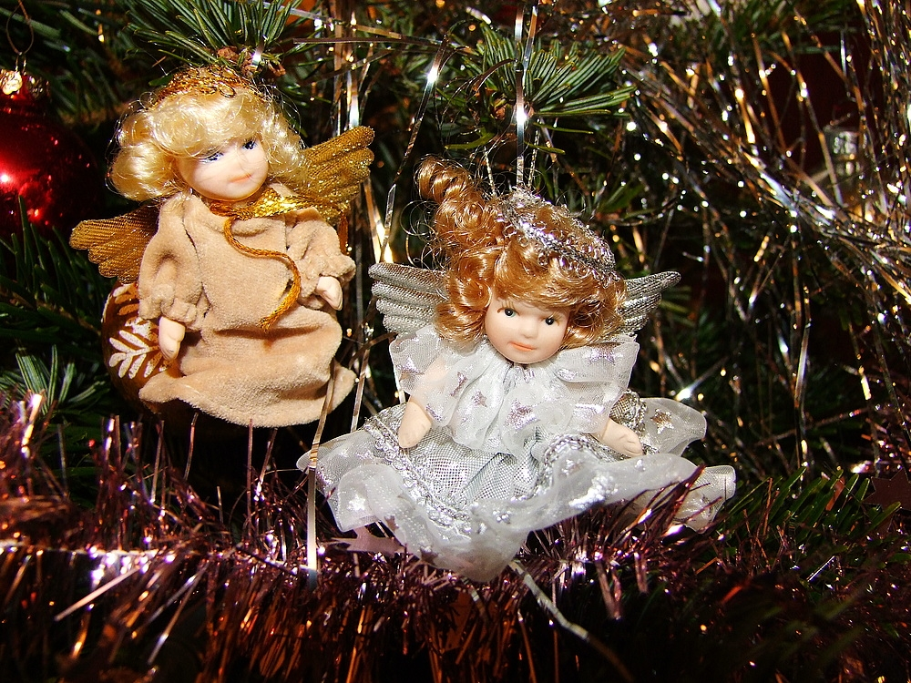 Frohe Weihnachten Buon Natale Merry Christmas