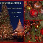-Frohe Weihnachten-