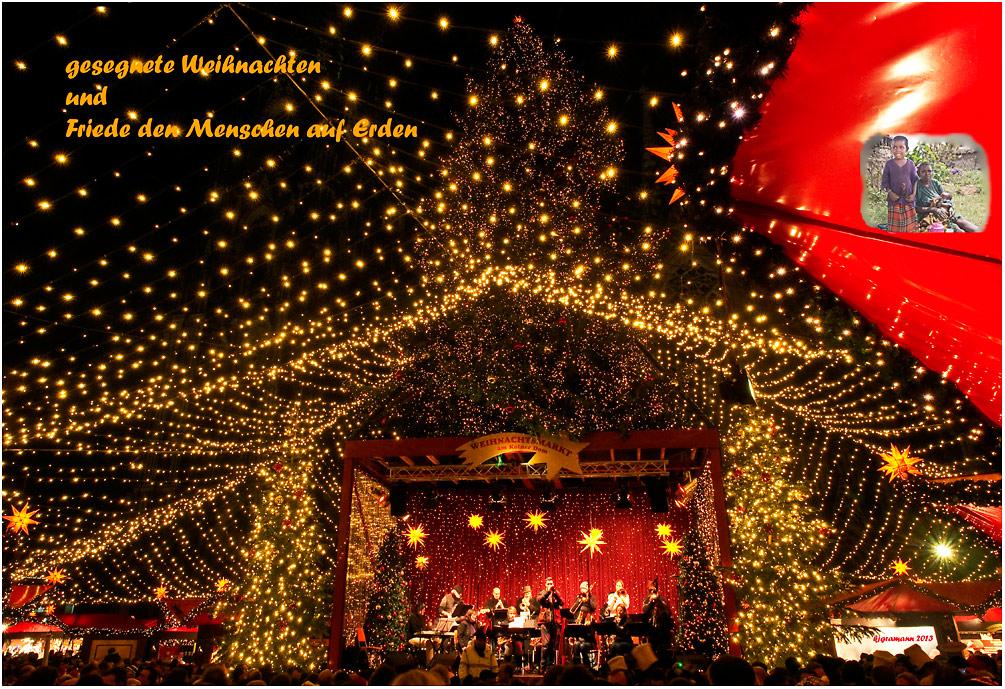 Frohe Weihnachten Aus Deutschland.Frohe Weihnachten Foto Bild Deutschland Europe