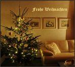 Frohe Weihnachten Euch allen.....