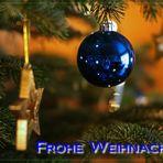 *** Frohe Weihnachten ***