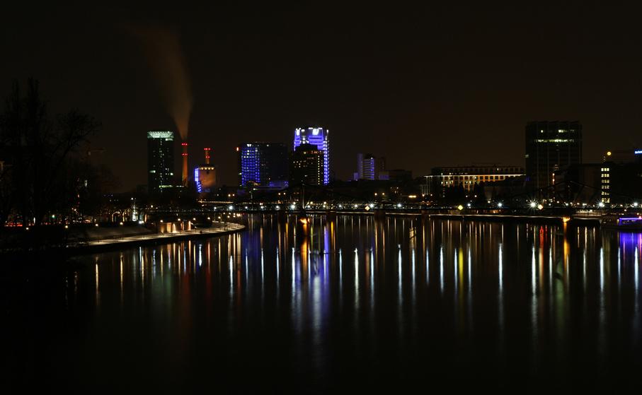 Frohe Weihnachten, Frankfurt