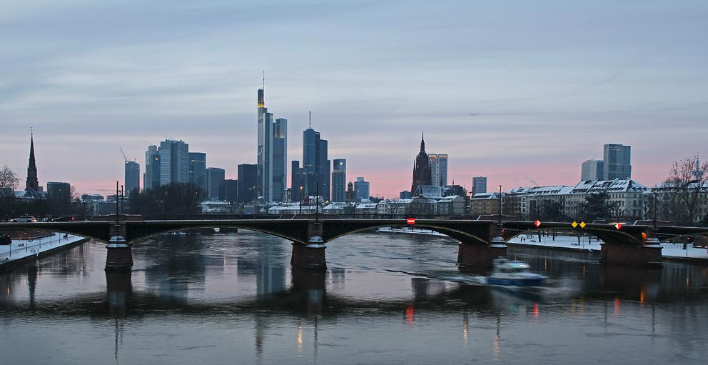 Frohe Weihnachten, Frankfurt (2)