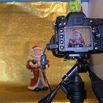 Frohe Weihnachten - making of