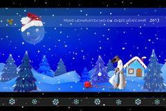 Frohe Weihnachten - Merry Cristmast