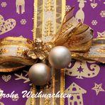 """Frohe Weihnachten mit """"Engerl am Packerl"""""""