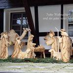 Frohe Weihnachten sowie Gesundheit, Glück und Erfolg für 2009...