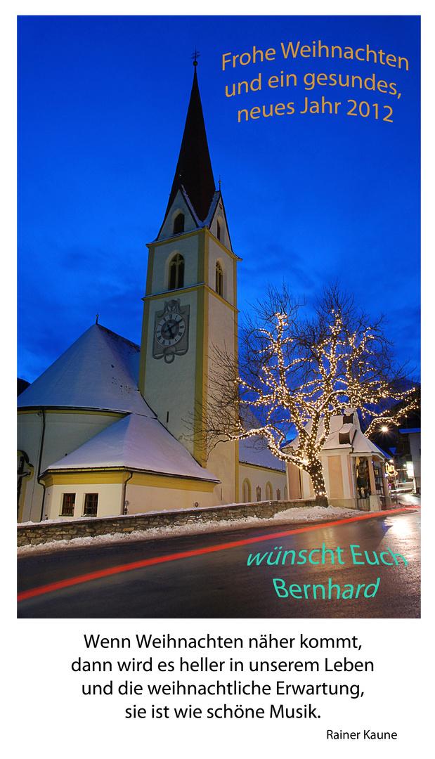 Frohe Weihnachten und ein gesundes, neues Jahr 2012 Foto & Bild ...