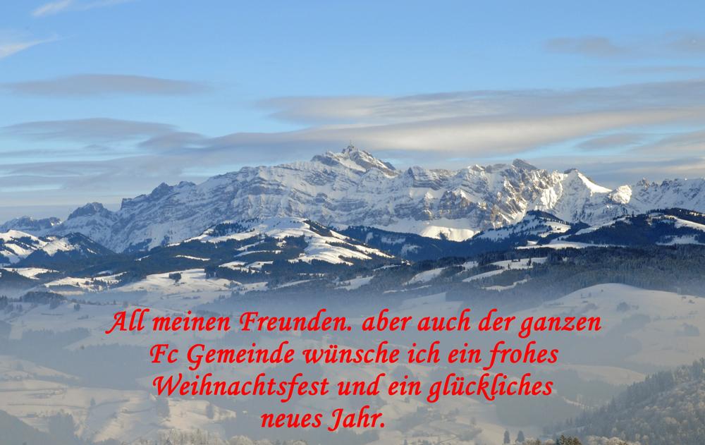Frohe Weihnachten und ein glückliches neues Jahr Foto & Bild ...