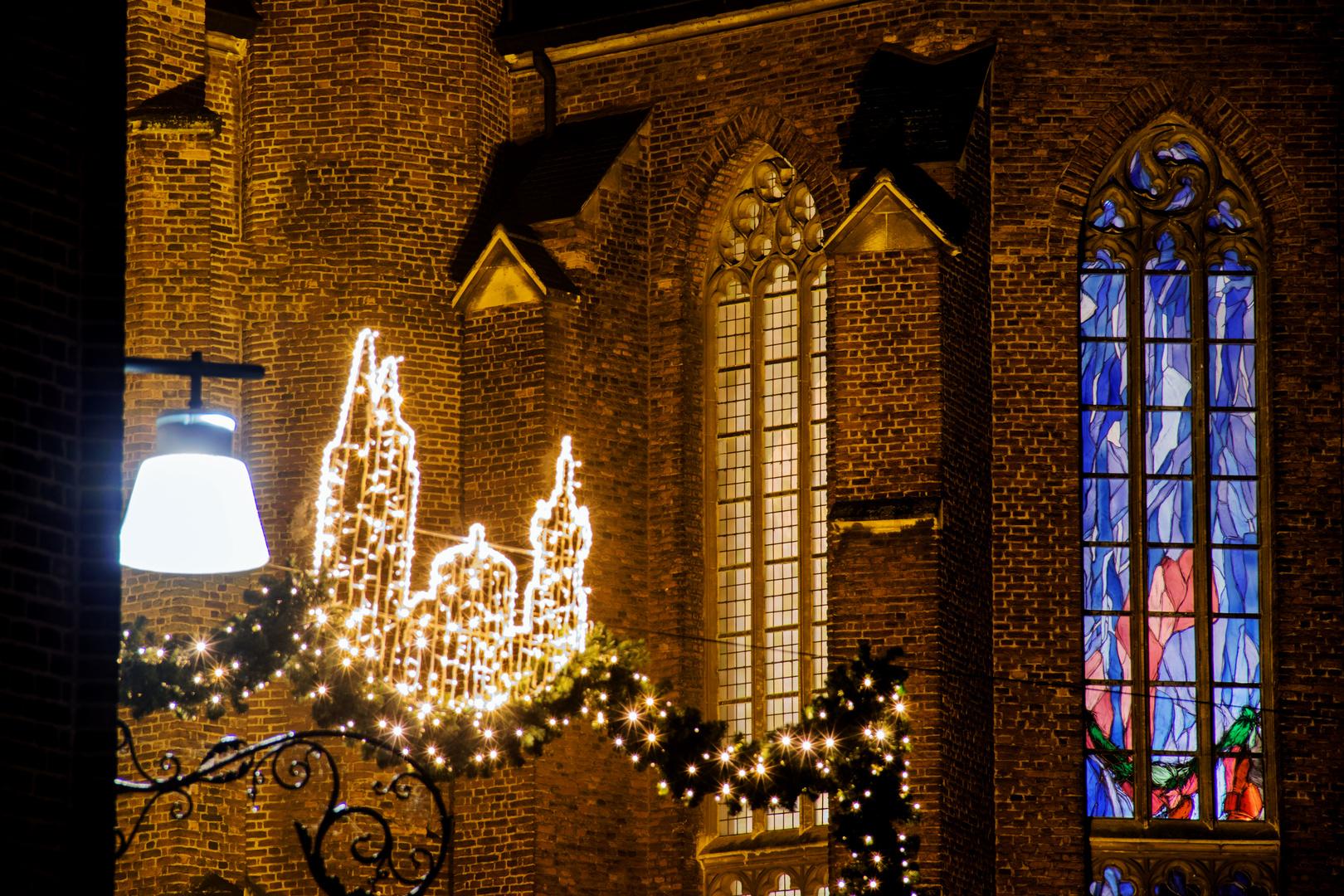 Frohe Weihnachten und einen schönen 4. Advent