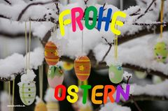 frohe (winter)ostern