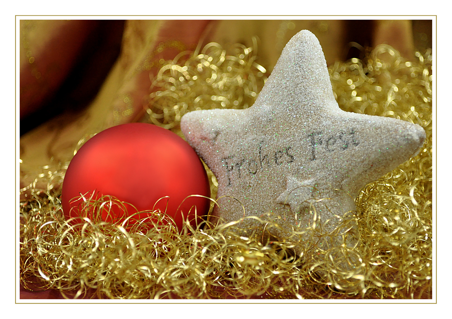 Frohes Fest *
